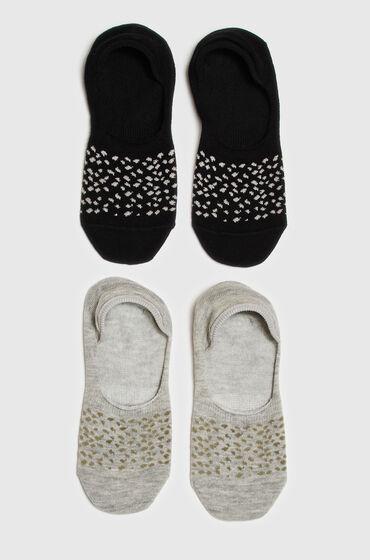 Bilde av Hunkemöller 2 Pairs Of Socks Svart