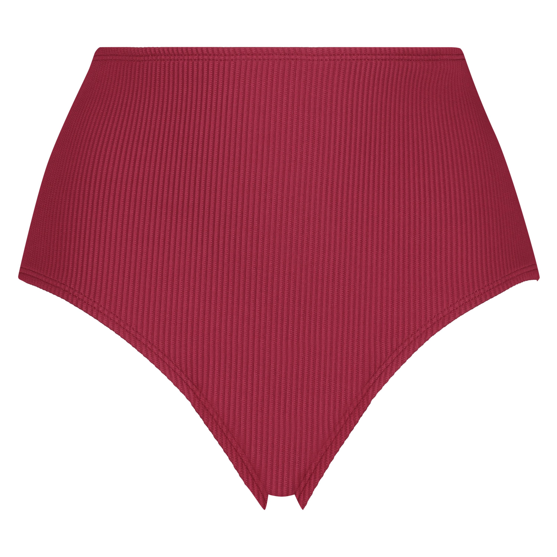 Golden Rings høye bikinitruser, Rød, main