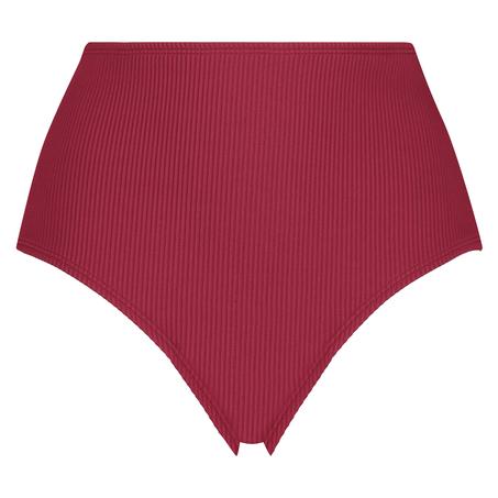Golden Rings høye bikinitruser, Rød