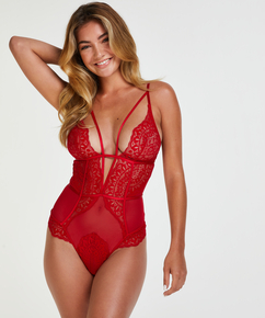 Kiki body, Rød