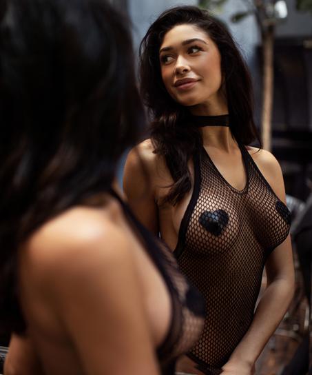 Private bodysuit, Svart