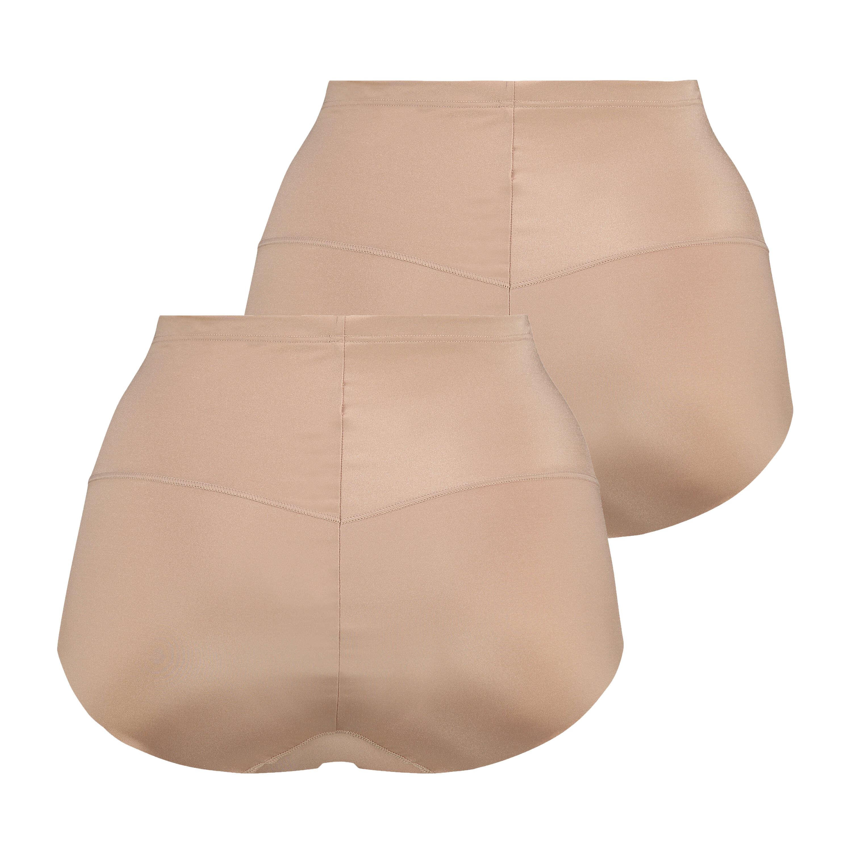 Topakning Smoothing formende truse – Nivå 1, Beige, main