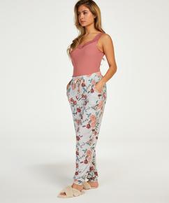 Petite Jersey pysjamasbukse, Grå