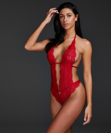 Salem body, Rød
