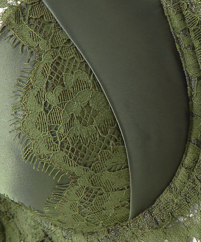 Hannako polstret spile-BH, Grønn, main