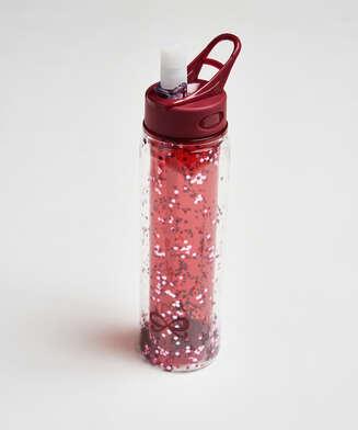 Vannflaske, Rød