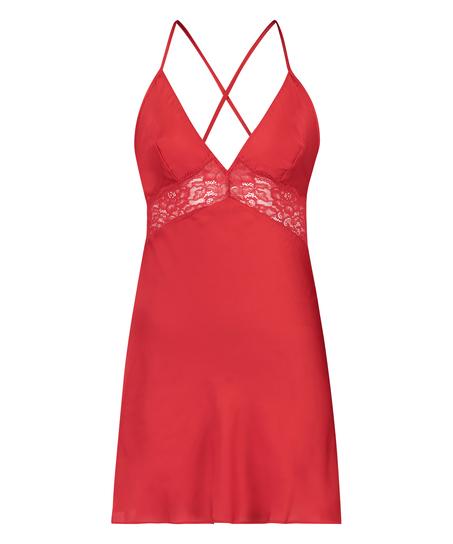 Nina underkjole, Rød