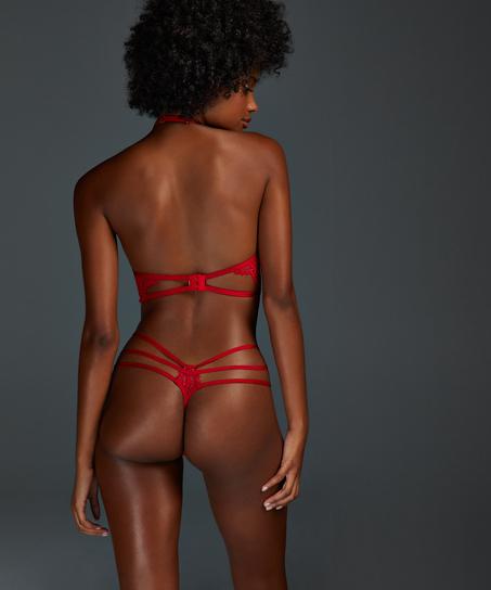 Evey thong, Rød