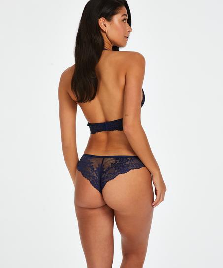 Bianca brasiliansk, Blå