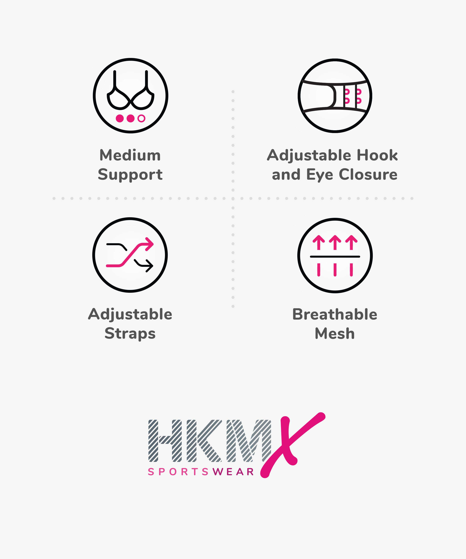 HKMX Sports-BH The All Star nivå 2, Hvit, main