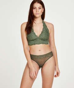 Usynlig brasiliansk, Grønn