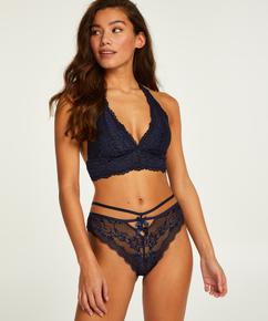 Annie brasiliansk truse, Blå