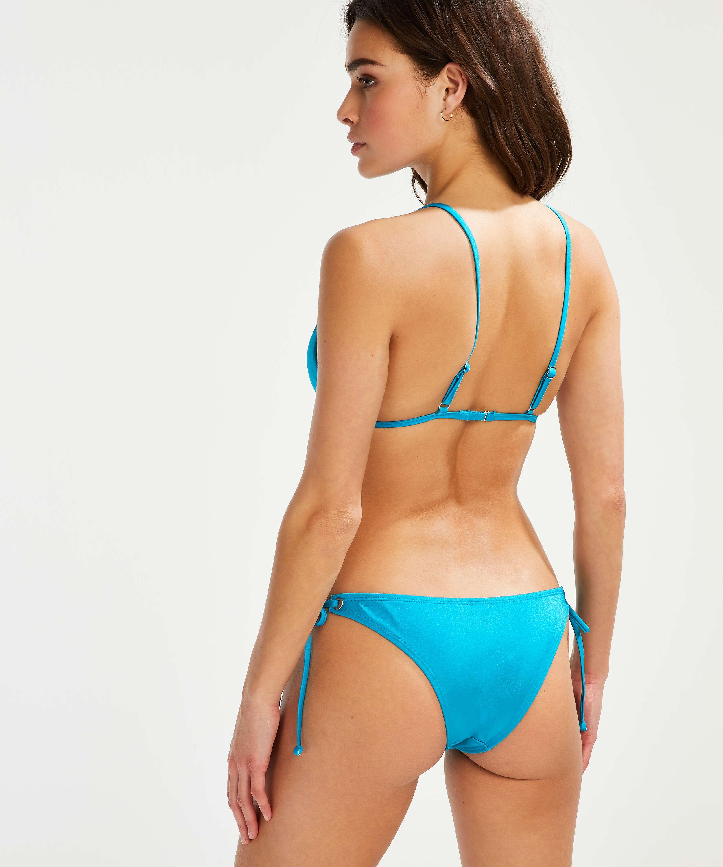 Celine brasiliansk bikinitanga, Blå, main