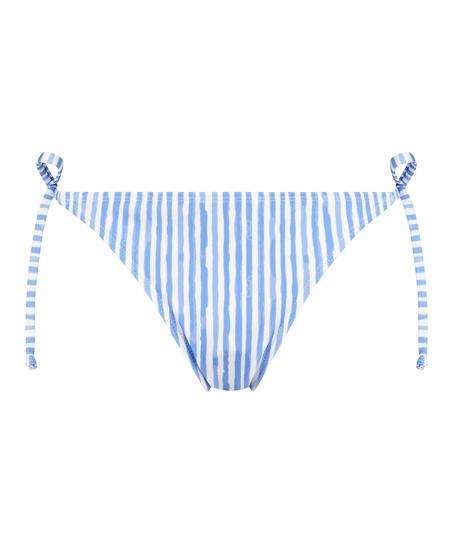 Julia thong-bikininederdel, Blå