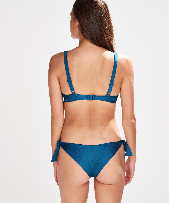 Sunset Dream brasiliansk bikininederdel, Blå, main