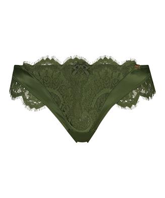 Hannako brasiliansk truse, Grønn
