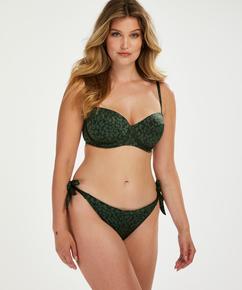 Tonal Leo brasiliansk bikiniunderdel, Grønn