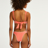 Maya triangle bikinitopp, Rosa