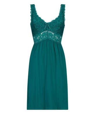 Modal blonde-slipkjole, Grønn