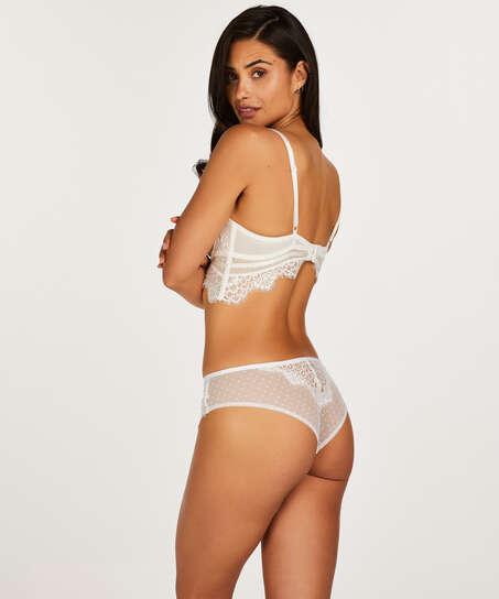 Marilee brasiliansk, Hvit