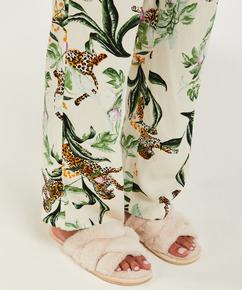 Bobby slippers, Beige