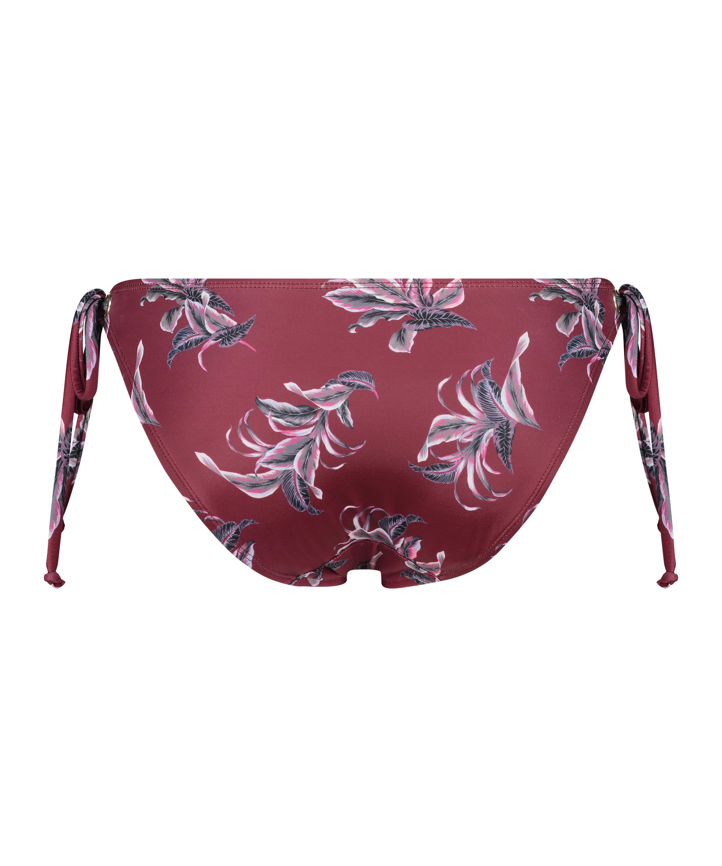 Tropic Glam bikinitruse, Rød, main