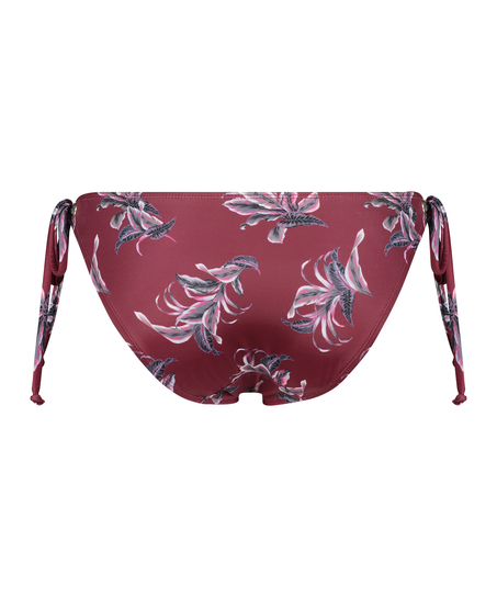Tropic Glam bikinitruse, Rød