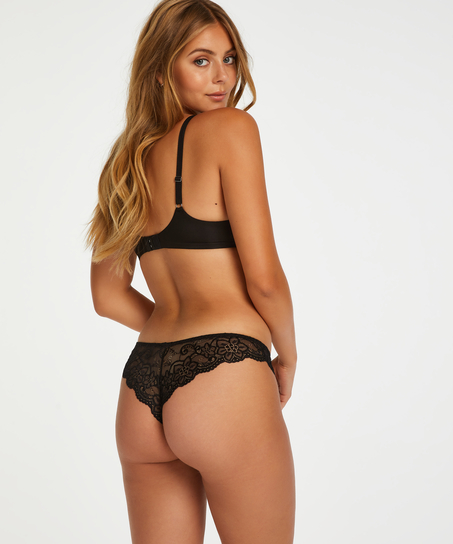 Rosie brasiliansk, Svart