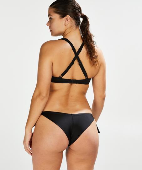 Sunset Dream brasiliansk bikininederdel, Svart