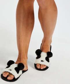 Pandatøfler, Svart