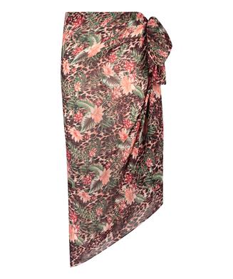 Animania sarong, Brun