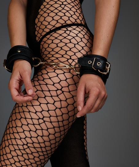 Snake håndjern  , Svart