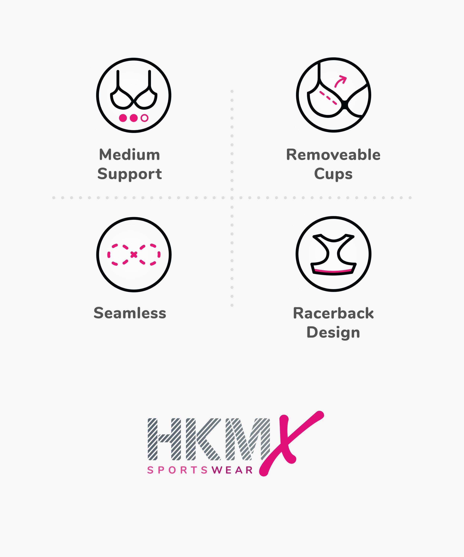 HKMX sports-BH The Motion Level 2, Grønn, main