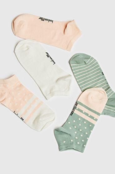 Bilde av Hunkemöller 2 Pairs Of Socks Hvit