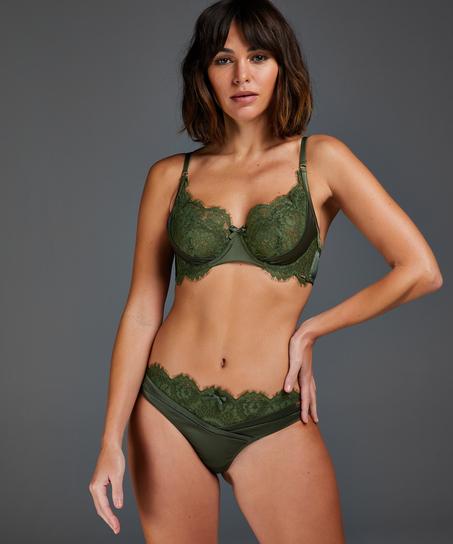 Hannako g-streng, Grønn