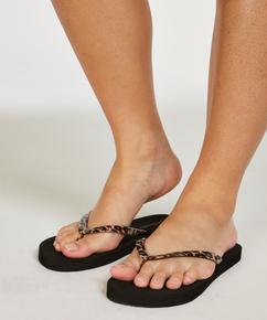 Fancy flip-flops, Svart