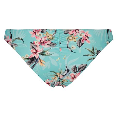 Bea brasiliansk bikiniunderdel, Blå