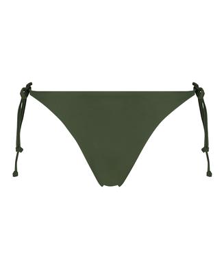Luxe g-streng bikinibukse, Grønn