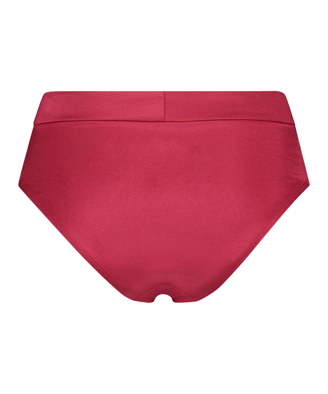 Lola høy bikiniunderdel, Rød, main
