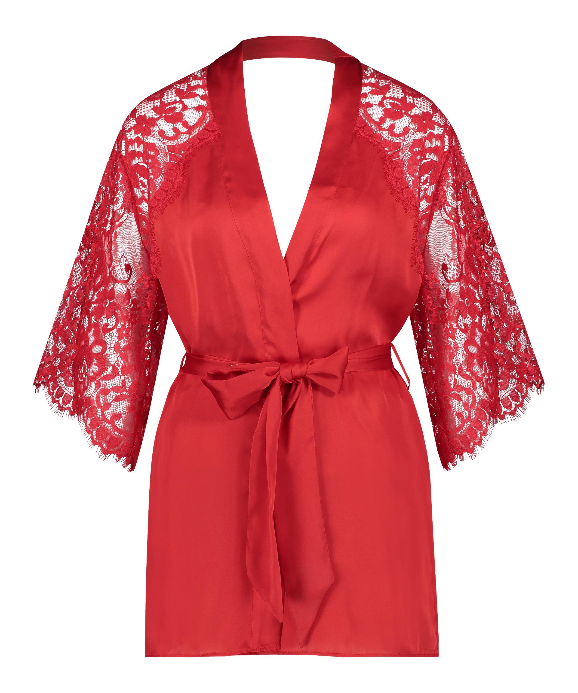 Jennifer kimono, Rød, main