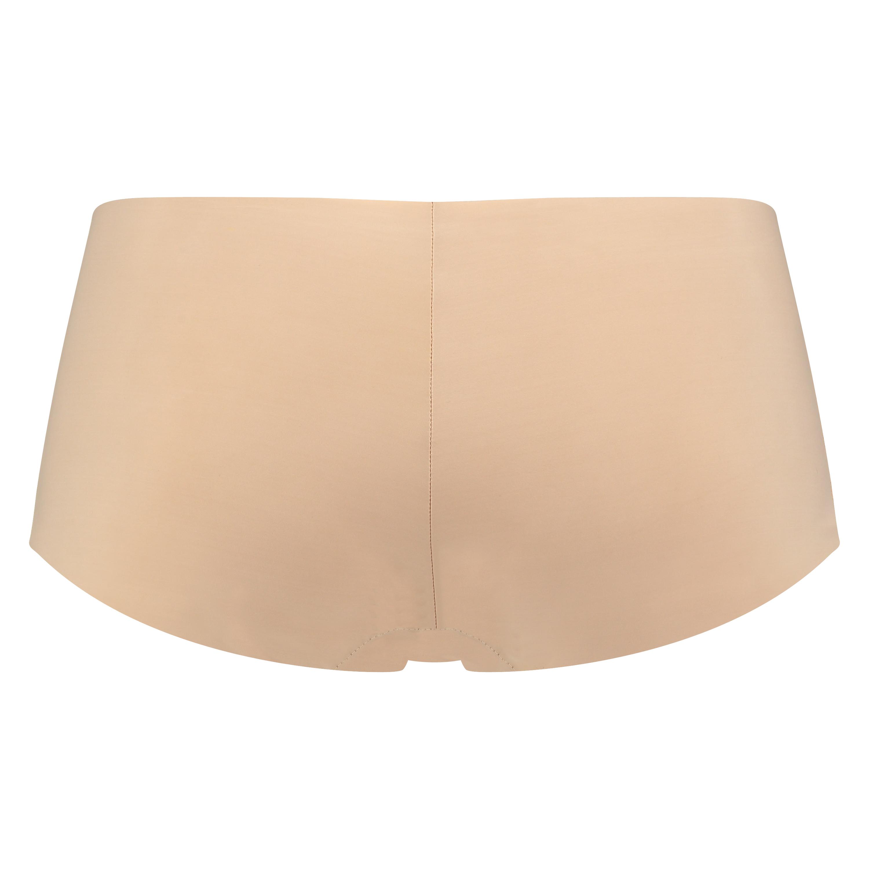 Usynlig shorts, Beige, main