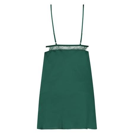 Sateng Holly slipkjole, Grønn