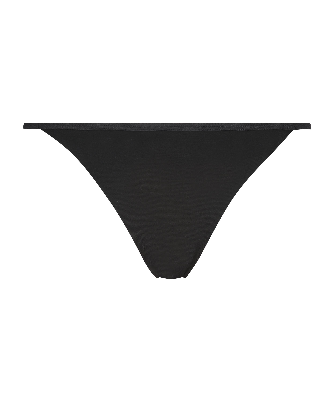 Micro usynlig T-streng , Svart, main