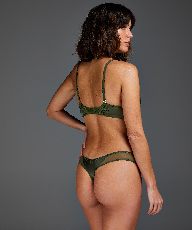 Hannako g-streng, Grønn, main