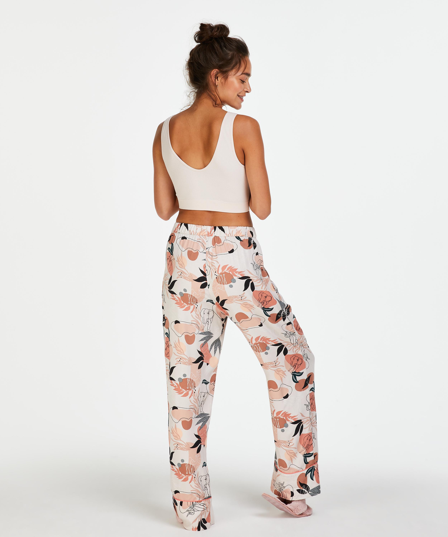 Petite Woven pysjamasbukse for 315.00KR Bukser & shorts